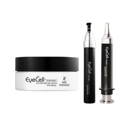 Eye Contour Krem, Eye Contour Serum ve Peptite Gel Patch