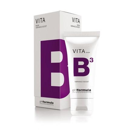 VITA B3 Vibrance Boost Maske 50 ML - pHformula